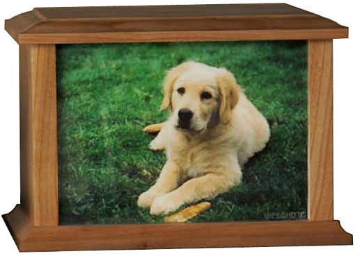 X Large Sp Series Wood Pet Urn Urns For Cremation