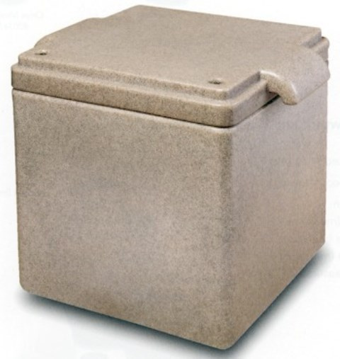 Pebble Cover Urn Vault | Urns For Cremation